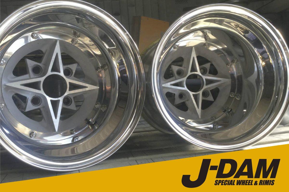 J-dAM Special Deep Rims